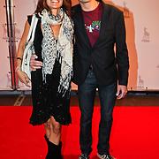 NLD/Utrecht/20100922 - Opening NFF 2010 en premiere Tirza, Daniel Boissevain en partner Vanessa Henneman