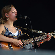 London,England,UK : 17th July 2016 : Billie Marten preforms at the Citadel Festival 2016 at Victoria Park, London,UK. Photo by See Li
