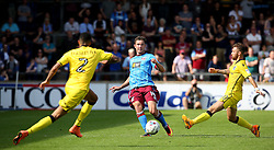 Tom Hopper of Scunthorpe United in action - Mandatory by-line: Matt McNulty/JMP - 06/08/2016 - FOOTBALL - Glanford Park - Scunthorpe, England - Scunthorpe United v Bristol Rovers - Sky Bet League One
