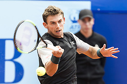 July 26, 2017 - Gstaad, Schweiz - 26.07.2016, Gstaad, Tennis, Swiss Open Gstaad 2017, Henri Laaksonen (SUI) (Credit Image: © Pascal Muller/EQ Images via ZUMA Press)