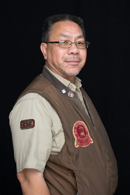 Portrait of Tommy Chiu, Operator 1193 | October 19, 2015