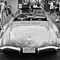 1959 Chevrolet Corvette.