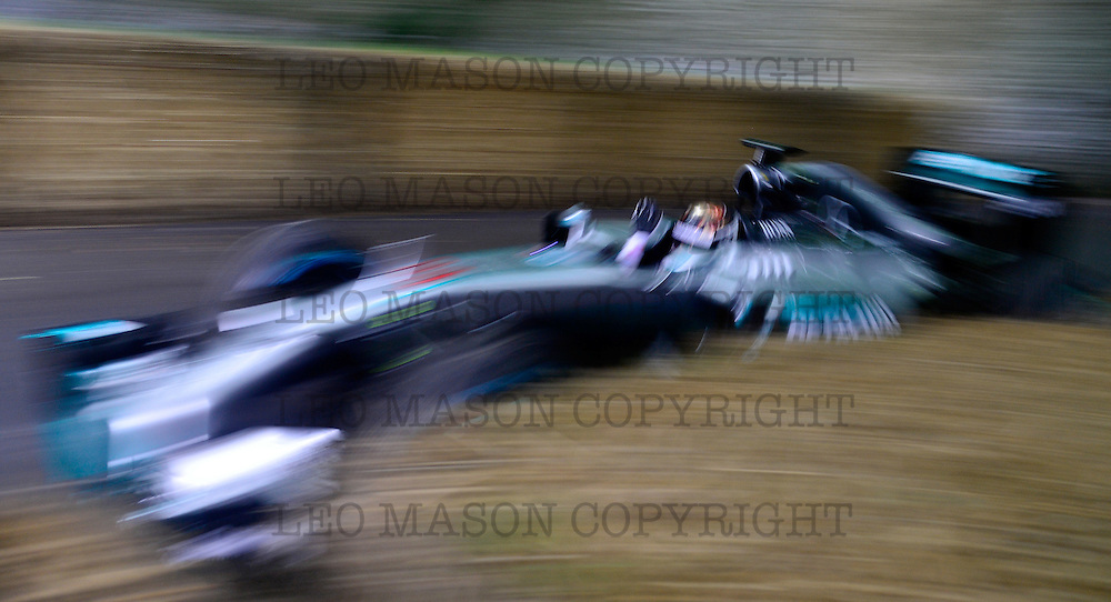 26.06.2016 The Goodwood Festival of Speed - Day 2  Goodwood UK Class: Contemporary F1<br /> <br /> Media Event ID: 647946759