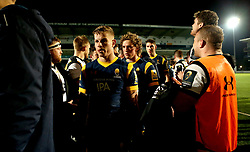 Michael Dowsett of Worcester Cavaliers - Mandatory by-line: Robbie Stephenson/JMP - 03/04/2017 - RUGBY - Sixways Stadium - Worcester, England - Worcester Cavaliers v Wasps A - Aviva A League