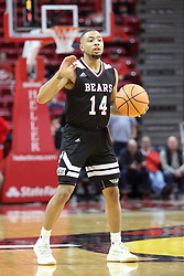 07 January 2018:  Ronnie Rousseau III during a College mens basketball game between the Missouri State Bears and Illinois State Redbirds in Redbird Arena, Normal IL