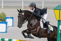 Kenis Pieter, BEL, Rocky 1329 <br /> European Pony Championships Avenches 2008<br /> © Hippo Foto - Dirk Caremans<br /> 27/07/2008