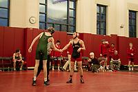 St Pauls School wrestling.  ©2018 Karen Bobotas Photographer