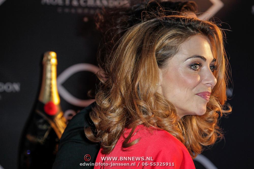 NLD/Amsterdam/20120404 - Opening filmmuseum Eye, Georgina Verbaan
