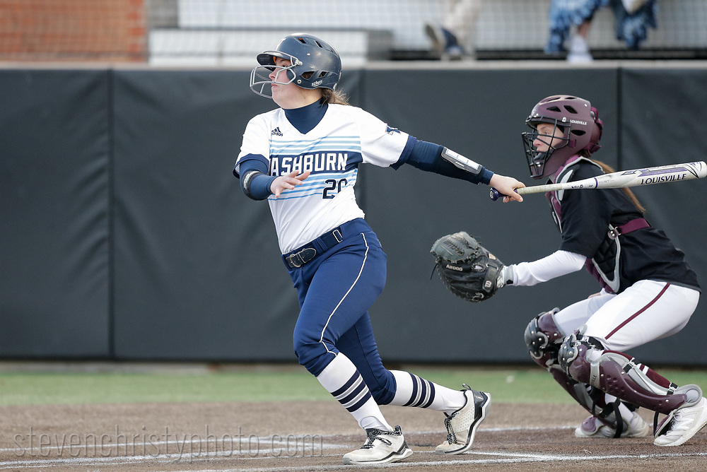 February 9, 2018: The Washburn University Ichabods play against the Oklahoma Christian University Lady Eagles in the Edmond Regional Festival at Tom Heath Field at Lawson Plaza on the campus of Oklahoma Christian University.