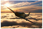 P-51D Mustang, air-to-air
