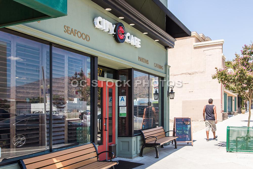 City Cafe on Azusa Ave