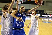 Taranto 05-06-2011<br /> Qualifying Tournament Eurobasket Women 2011<br /> Italia-Germania<br /> Nella foto Chiara Consolini<br /> Foto di Ciamillo-Castoria