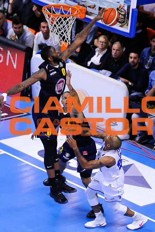 Wilson Jamil<br /> Enel Brindisi - Fiat Torino<br /> Lega Basket Serie A 2016/2017<br /> Brindisi, 30/10/2016<br /> Foto Ciamillo-Castoria