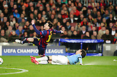 Barcelona beat Man City 1-0