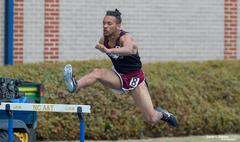 2017 NC Central T&F (Aggie Invitational Meet) \ www.nccueaglepride.com - Photo by: Kevin L. Dorsey