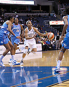 Lindsey Harding scored 25 points as the Washington Mystics defeat the Atlanta Dream 82-64, September 12, 2009.