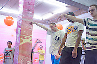 Popin' Pete's Pop Shop, a three day celebration of body popping and hip-hop culture for the whole family at the London Newcastle Space. Conceived and produced by Kate Scanlan of Scanner's Inc it is the second annual pop up festival of hip hop culture.