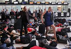 UK: Heathrow protest, 1 October 2016
