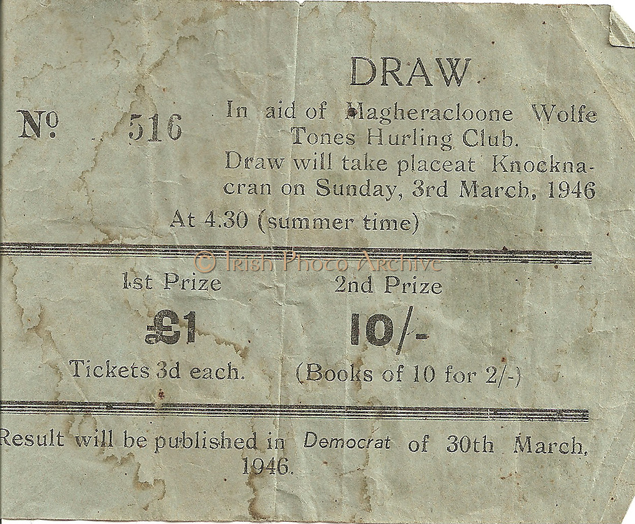 Magheracloone Wolfe Tones Hurling Club,<br />