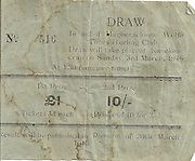 Magheracloone Wolfe Tones Hurling Club,<br /> Draw 30th March 1946 Results published in Democrat
