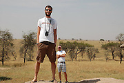 """Latest Internet Trend: Small Dads<br /> Take people's family photos and use Photoshop to shrink their dads in half…"""" uswers of Reddit are uploading there images daily.<br /> ©exclusivepix"""