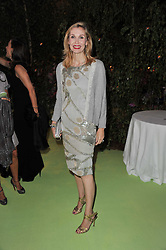 ALLEGRA HICKS at a dinner hosted by Cartier in celebration of the Chelsea Flower Show held at Battersea Power Station, 188 Kirtling Street, London SW8 on 23rd May 2011.