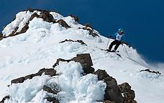 Ruapehu-Skiing, Extreme