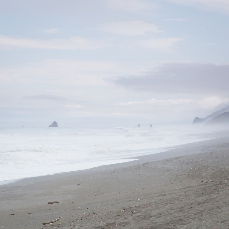 Pacific Coast, Seascape No.17