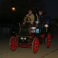 Daimler Wagonette   1900    Driven By   Mr Barry Weatherhead, Bonhams London to Brigthon Veteran Car Run Supported by Hiscox,, 06/11/2016,