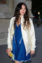 Eliza Doolittle attends 'Wedding Dresses 1775 - 2014' - VIP private view. Victoria & Albert Museum, London, United Kingdom. Wednesday, 30th April 2014. Picture by Chris Joseph / i-Images