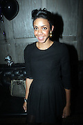Aixa Weekes at The Birthday Celebration for Kelli Coleman held at The Avenue on Decemeber 6, 2009 in New York City
