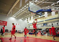 - Photo mandatory by-line: Alex James/JMP - Mobile: 07966 386802 - 28/03/2015 - SPORT - Basketball - Bristol - SGS Wise Campus - Bristol Flyers v London Lions - British Basketball League