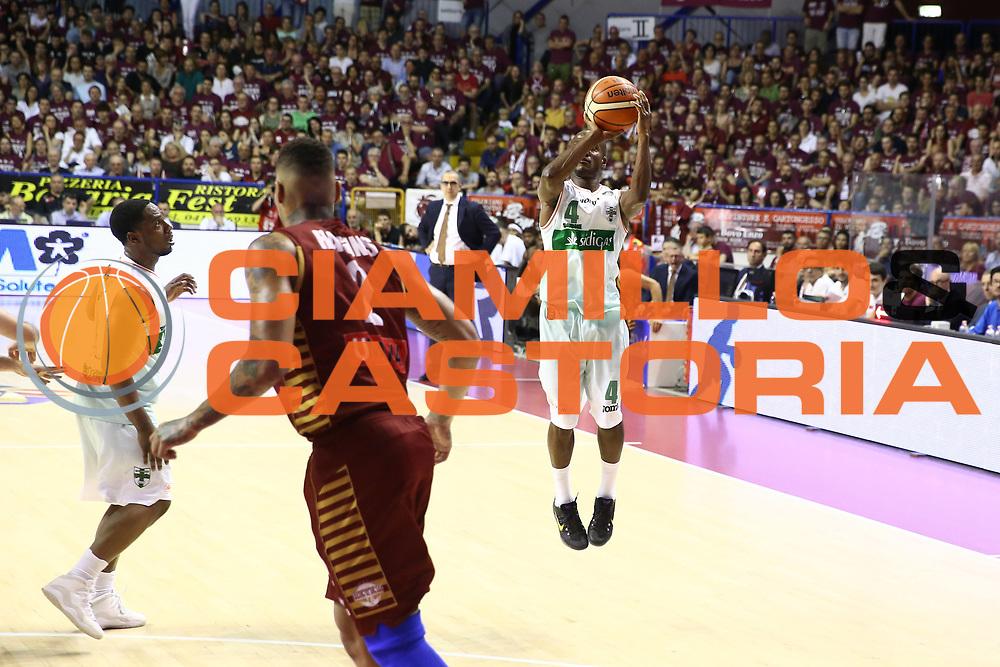 Green Marques<br /> Umana Reyer Venezia vs Sidigas Avellino<br /> Lega Basket Serie A 2016/2017<br /> Play Off SemiFinali Gara 1<br /> Venezia,26/05/2017<br /> Foto Ciamillo-Castoria/A. Gilardi