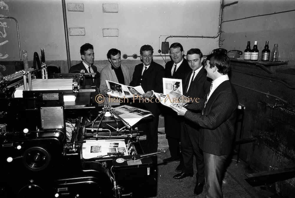 18/11/1964<br /> 11/23/1964<br /> 18 November 1964<br /> <br /> Capitol Showband at Abby Printing