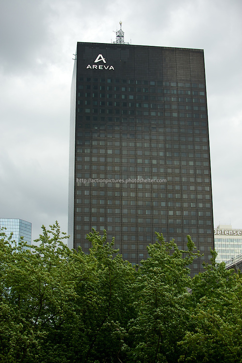 paris, ladefense, areva nuclear group headquarter