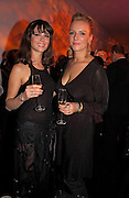 Georgina Chapman and Keren Craig, Lancome Colour Design Awards, Ex-Saatchi gallery, 17 November 2004. ONE TIME USE ONLY - DO NOT ARCHIVE  © Copyright Photograph by Dafydd Jones 66 Stockwell Park Rd. London SW9 0DA Tel 020 7733 0108 www.dafjones.com