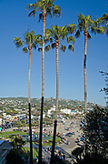 Scenic Laguna Beach Downtown