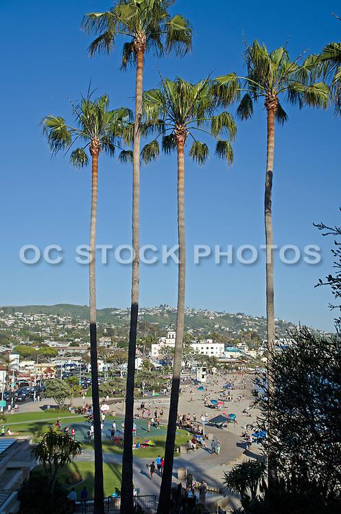 Scenic Laguna Beach Downtown