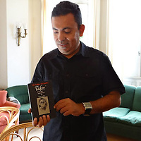 Avijit Roy, writer, blogger and engineer. Roy was a prominent advocate of the free thought movement in Bangladesh. <br /> <br /> Handout/Writer Pictures