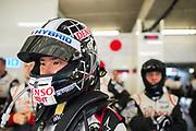 June 14-19, 2016: 24 hours of Le Mans. Kamui kobayashi, TOYOTA GAZOO RACING, TOYOTA TS050