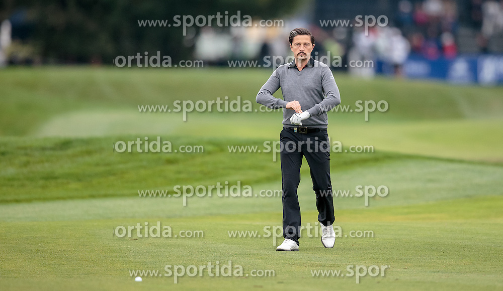 27.09.2015, Beckenbauer Golf Course, Bad Griesbach, GER, PGA European Tour, Porsche European Open, im Bild Mike Lorenzo Vera (FRA) // during the European Tour, Porsche European Open Golf Tournament at the Beckenbauer Golf Course in Bad Griesbach, Germany on 2015/09/27. EXPA Pictures © 2015, PhotoCredit: EXPA/ JFK