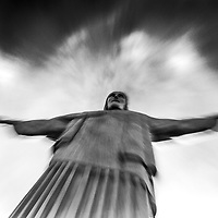 Christ the redeemer statue, Rio - Brazil