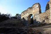 Italy, Piedmont (Piemonte) region, The ruins of Susa