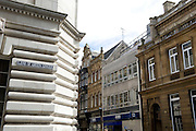 27 August 2014 Images of Kingston Upon Hull, East Yorkshire. <br /> The Land of Green Ginger in Hull's old town looking towards Silver Street.<br /> Picture: Sean Spencer/Hull News & Pictures Ltd<br /> 01482 772651/07976 433960<br /> www.hullnews.co.uk   sean@hullnews.co.uk