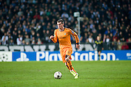 10.12.2013. Copenhagen, Denmark. Gareth Bale of Real Madrid during the UEFA Champions League match against FC Copenhagen at the Parken Stadium. Photo: © Ricardo Ramirez.