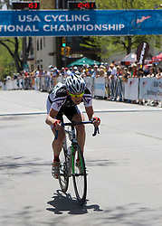 Spencer Beamer (Furman University).  The 2008 USA Cycling Collegiate National Championships Criterium men's division 2 event was held in Fort Collins, CO on May 10, 2008.