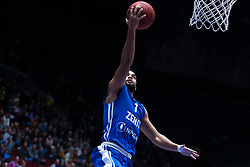 November 8, 2017 - Saint Petersburg, Russia - Scottie Reynolds of Zenit St. Petersburg vie for the ball during the EuroCup Round 5 regular season basketball match between Zenit St. Petersburg and Tofas Bursa at the Yubileyny Sports Palace in St. Petersburg, Russia, November 08, 2017. (Credit Image: © Igor Russak/NurPhoto via ZUMA Press)
