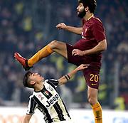 © Filippo Alfero<br /> Juventus-Roma, Serie A 2016/2017<br /> Torino, 17/12/2016<br /> sport calcio<br /> Nella foto: