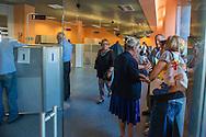 Roma, 03/06/2015: sede INPS di via Amba Aradam