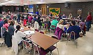 An Association Representation Assembly by the Cedar Rapids Education Association at Kennedy High School in Cedar Rapids on Wednesday evening, November 14, 2012.